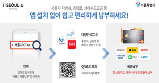 """서울시 """"자동차세 1월 일시납부하면 9.15% 세액공제"""""""